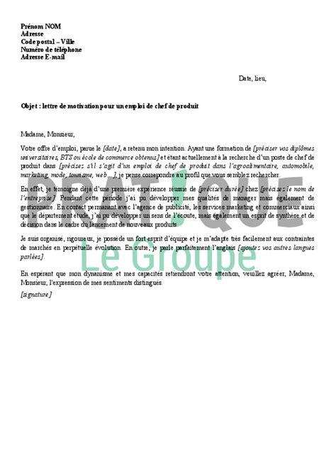 lettre de motivation chef de cuisine lettre de motivation chef de cuisine