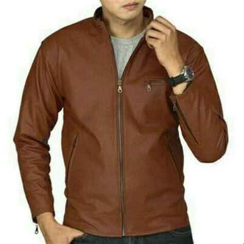 jual jaket kulit asli garut jaket kulit domba jaket
