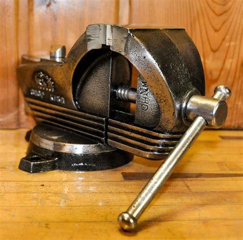 vintage wilton shop king vise bench vice hardy anvil