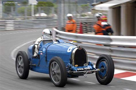 1934 Bugatti Type 51 Image. Chassis Number 51154