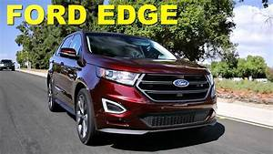 Ford Edge 2017 : 2017 ford edge review and road test youtube ~ Medecine-chirurgie-esthetiques.com Avis de Voitures