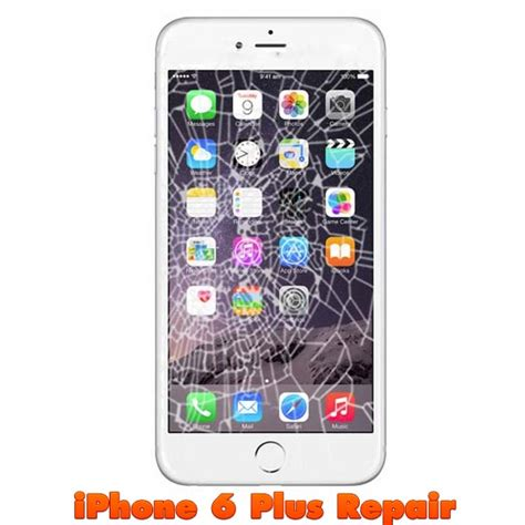 iphone 6 plus replacement glass repair iphone 6 plus front glass screen replacement
