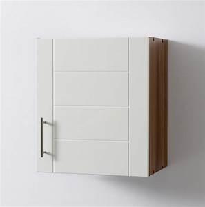 Sideboard Creme Nussbaum : k chen h ngeschrank nevada 1 t rig 50 cm breit ~ Indierocktalk.com Haus und Dekorationen