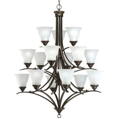 progress lighting trinity collection progress lighting trinity collection 15 light antique