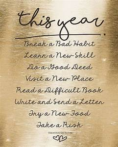 New Years Printable - The 36th AVENUE