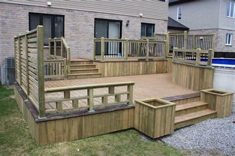 decks and patios ideas beautiful modern home