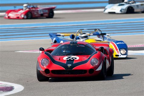 Lola T70 Mk3 Coupe - Chassis: SL73/110 - Driver: Bernard ...