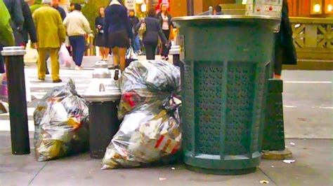 Garbage Scow Picture by The Rofl Stomp Garbage In Nyc Using A 5 Megapixel