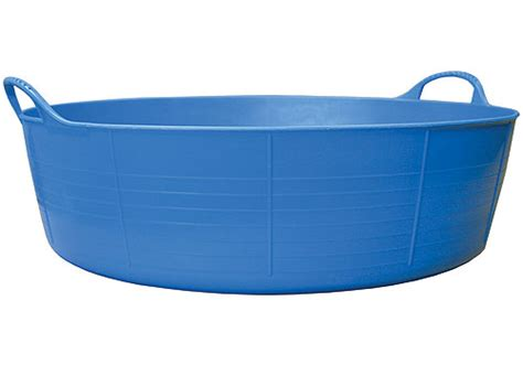 Large Tub by Large Shallow Tubtrugs Storage Tub Blue In Storage Tubs