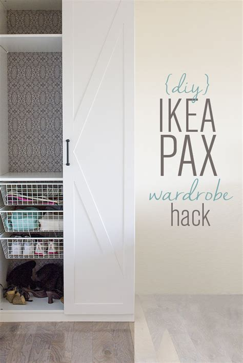 master makeover ikea pax door hack sue design