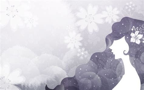 Girly Backgrounds by Vector Illustrated Wallpapers