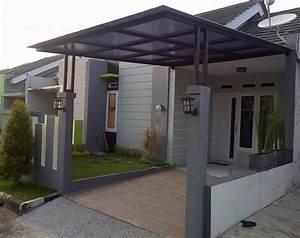Gambar Model Kanopi Rumah Minimalis Terbaru Desain Minimalis