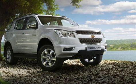 chevrolet trailblazer 2015 chevrolet trailblazer 2015 vs toyota fortuner autos post