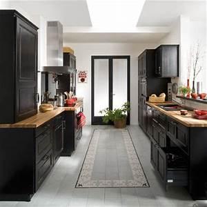 les 25 meilleures idees de la categorie cuisines noires With plan de maison en ligne 4 cuisine lapeyre prix quelle cuisine lapeyre acheter
