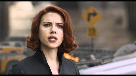 Black Widow Hair Choices Character Development