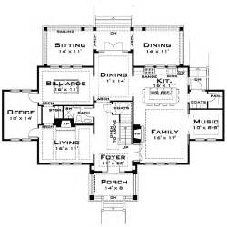 large house blueprints plan 44040td for the large family georgian house