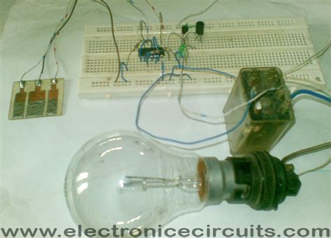 Touch Control Switch Circuit Electronic Circuits