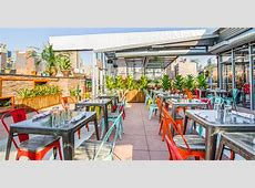 Find a rooftop brunch in NYC from hotel terraces to beer