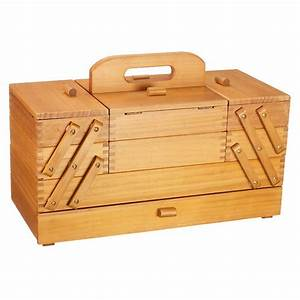 Keep Your Haberdashery Handy: The Best Sewing Boxes And