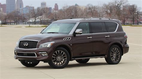 Review Infiniti Qx80 by 2017 Infiniti Qx80 Review But Not Enough