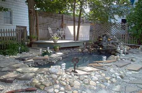 pond installation cost charlotte nc water fountains we do it all low cost charlotte water garden installation