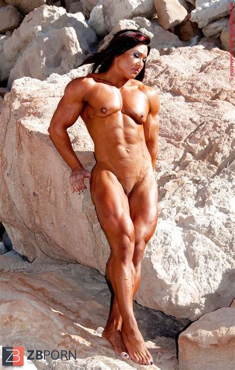 Bare Muscle Girls three   Alina Popa From Romania   ZB Porn
