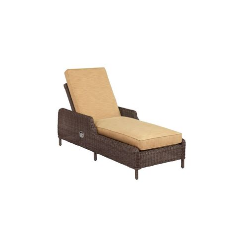 chaise navy hanover strathmere all weather wicker patio chaise lounge