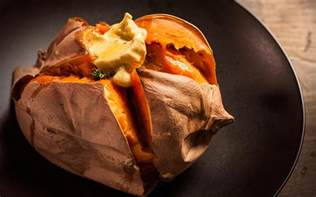 baked sweet potato recipe chowhound