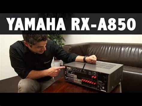 yamaha rx s602 test im test yamaha rx a850 aventage mit dolby atmos und hdcp 2 2