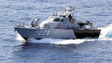 Surplus Patrol Boats by Defense Studies Thai Navy Acquires Four More M21 Class