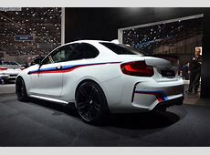 BMW M2 TuningPremiere für M PerformanceZubehör in Genf