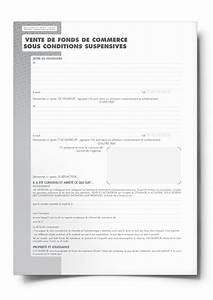Délai Rétractation Compromis De Vente : compromis de vente de fonds de commerce sous conditions suspensives ditions pr f rence ~ Gottalentnigeria.com Avis de Voitures