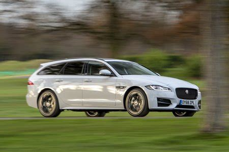 jaguar xf sportbrake review   car