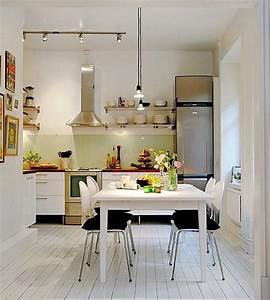 Some, Smart, Ways, To, Create, A, Small, Kitchen, Design, U2013, Homesfeed