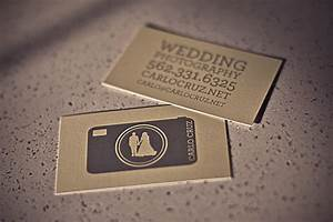 50 amazing examples of photography business cards With wedding photography business cards