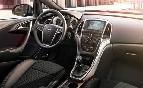 opel astra interior new opel astra sedan release date car review and release