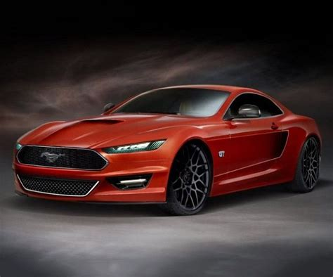 rumors    ford mustang coming