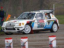 205 Gti Turbo 16 : rallye automobile wikip dia ~ Maxctalentgroup.com Avis de Voitures