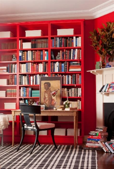 From Prefab To Post Fab Styling Bookcases  Places In The