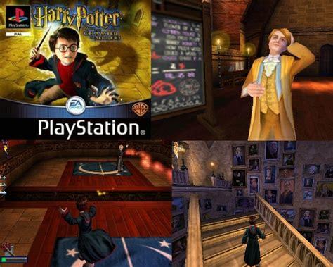 harry potter et la chambre des secrets jeu pc harry potter et la chambre des secrets ps1