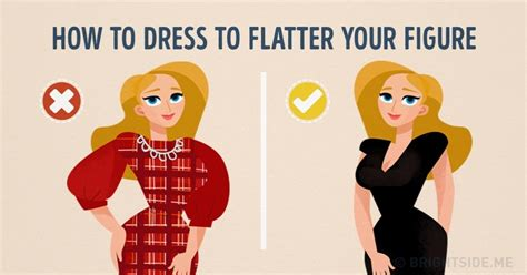 How To Use Clothes To Accentuate Your Best Features And
