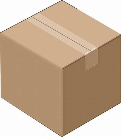Box Clipart Cardboard 3d Clipartpanda Svg Panda