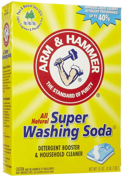 washing soda turn washing soda to baking soda my cms
