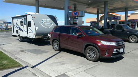 towing   lb travel trailer toyota nation forum