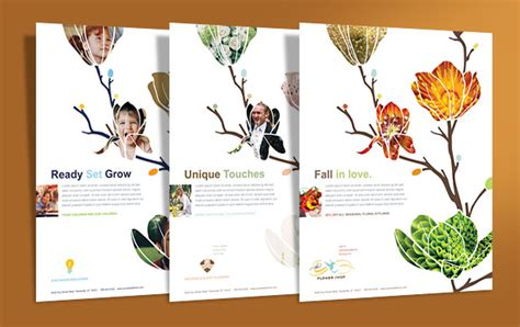 creative customize  flyer template  work