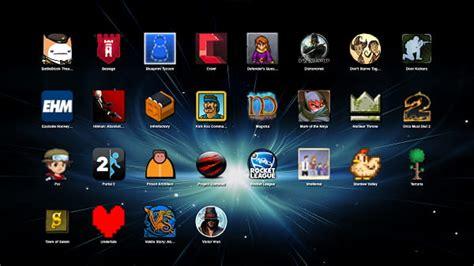 steam games launcher software  windows steamdock