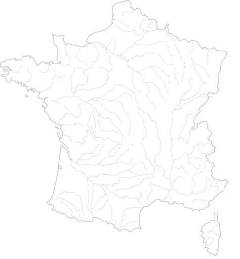 Carte De Avec Régions Et Départements à Imprimer by Carte De Departement Vierge A Imprimer The Best Cart