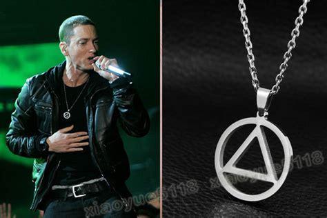 Eminem Illuminati Necklace by Eminem Illuminati Untara Elkona