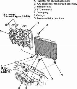 34 Pontiac G6 Cooling System Diagram