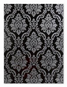 Tapete Barock Schwarz : barock tapete p s 08521 60 schwarz grau barock edel tapeten reste ~ Yasmunasinghe.com Haus und Dekorationen